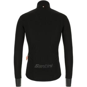 Santini Guard Nimbus Rainproof Jacket Men, negro
